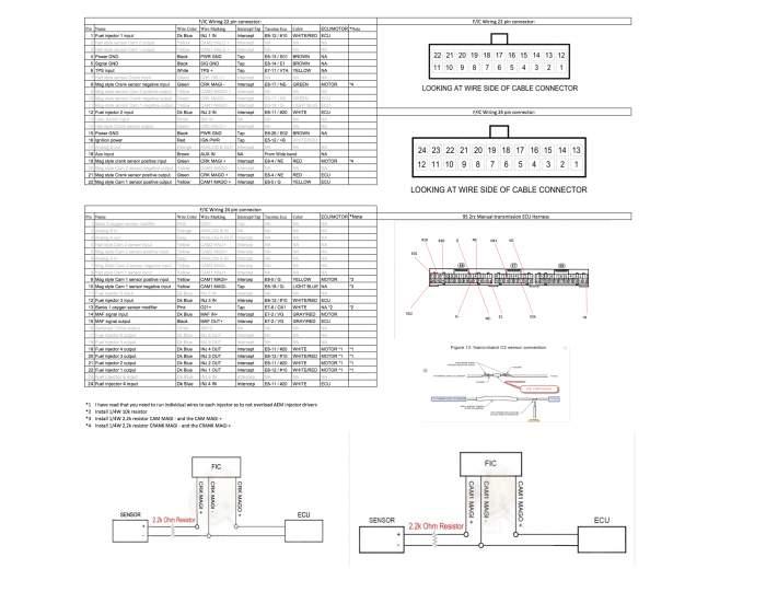 Aem Fic 8 Wiring Diagram