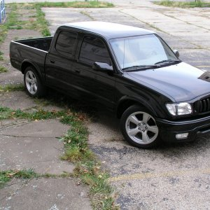 My 2nd (2001)  S-Runner in its Transformed State