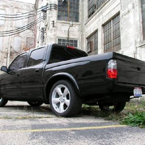 Double Cab SR:  November 2007